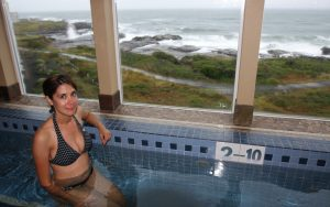 Spa at the Overleaf Lodge, GoRoamin travel blog