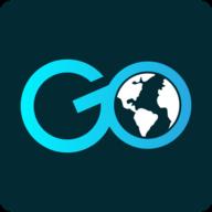 GoRoamin travel blog icon