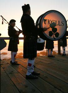 Yachats Oregon band. GoRoamin travel blog
