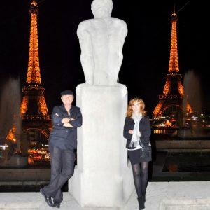 Travel adventures in Paris France