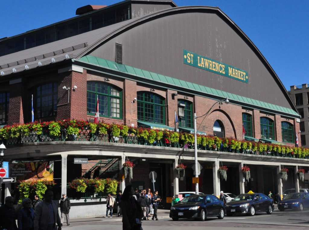 Toronto, St. Lawrence Market, GoRoamin photo