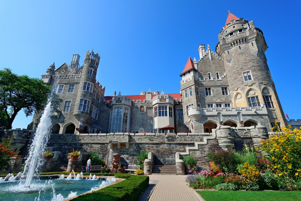 Toronto, Casa Loma castle, GoRoamin photo