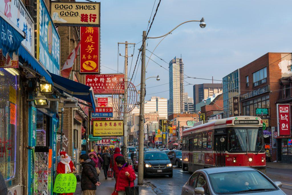 Toronto Chinatown, GoRoamin
