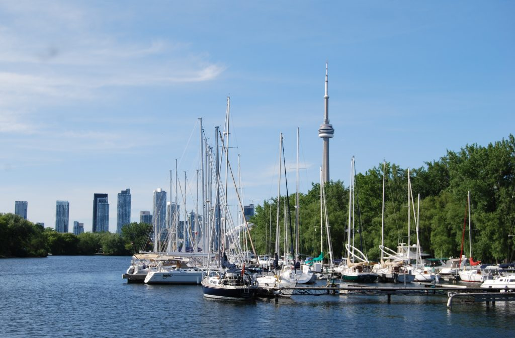 Toronto Islands, GoRoamin travel blog