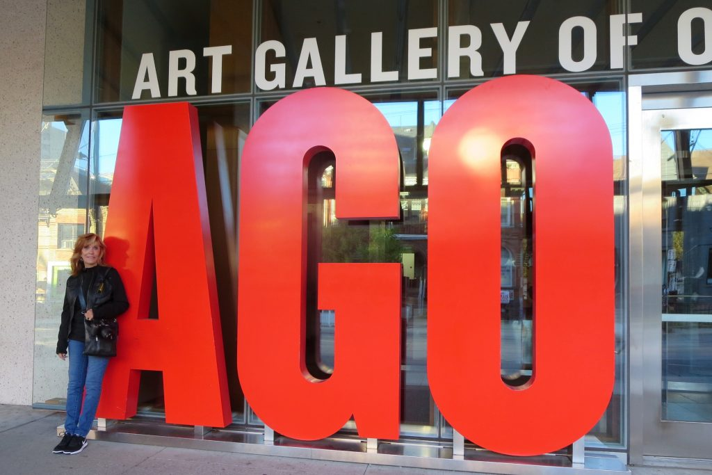 Toronto Art Gallery of Ontario, GoRoamin photo