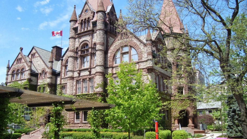 Toronto, University, Queen's Park, GoRoamin travel blog