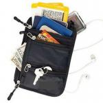 RFDI Neck wallet, GoRoamin travel gifts blog
