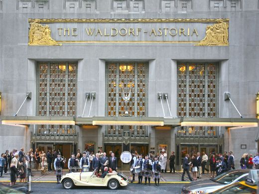 Oldest Hotels in the World, Waldorf Astoria, NYC GoRoamin Travel Blog