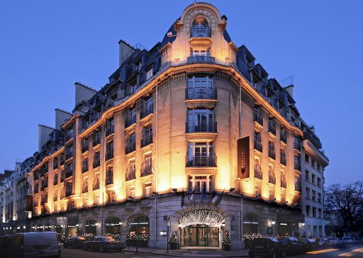 Oldest Hotels in the world Hotel Balzac, Paris, GoRoamin Travel Blog