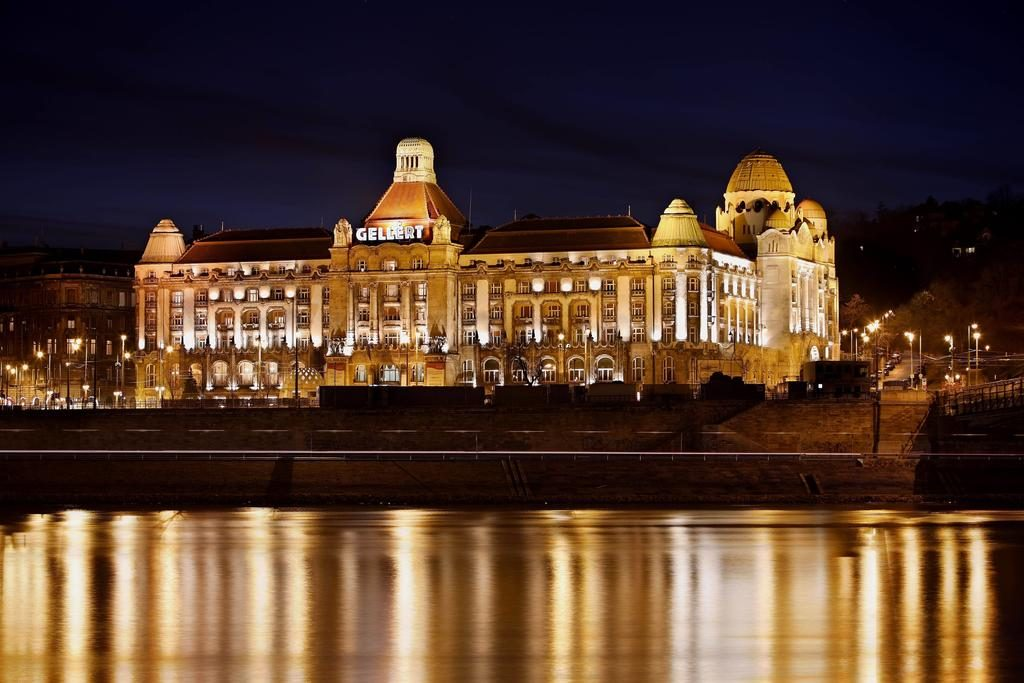 Oldest Hotels in the World. Hotel Gellert, Budapest, GoRoamin Travel Blog