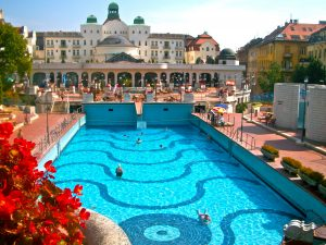 Oldest Hotels in the World, Hotel Gellert , Budapest, GoRoamin Travel Blog