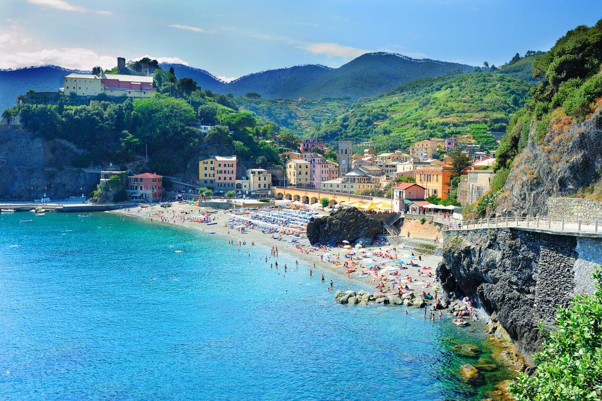 Cinque Terre, Monterosso al Mare, Italy. GoRoamin Travel Blog