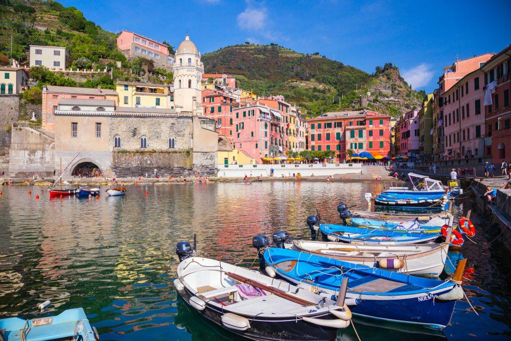 Cinque Terre, Vernazza, Italy. GoRoamin Travel Blog