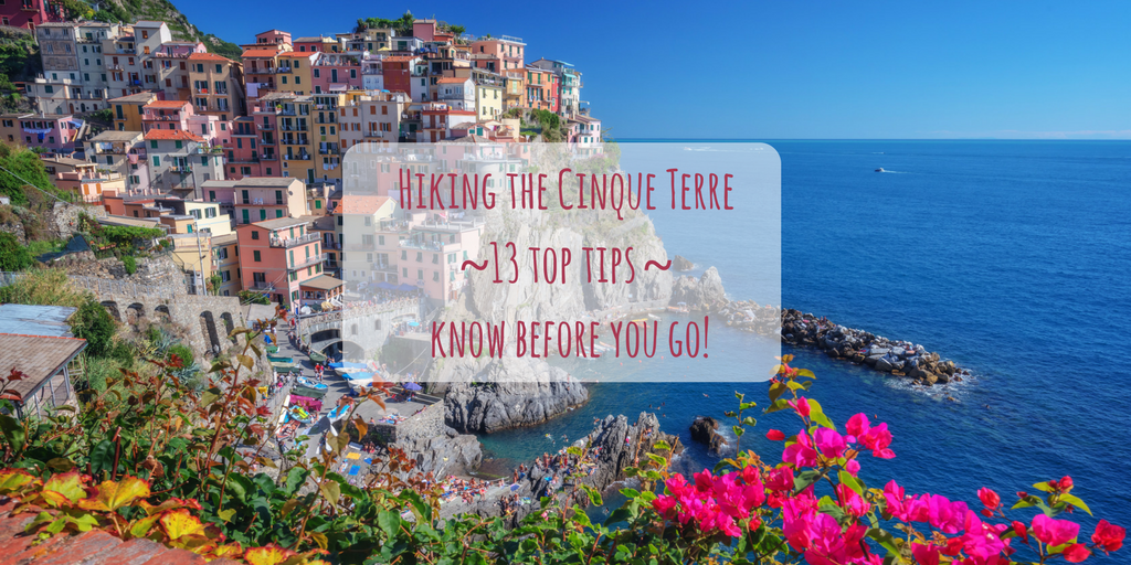 HIKING THE CINQUE TERRE TRAIL: Anyone can do it.