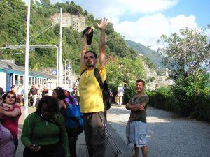 Hiking Cinque Terre, Corniglia,Italia. GoRoamin Travel Blog