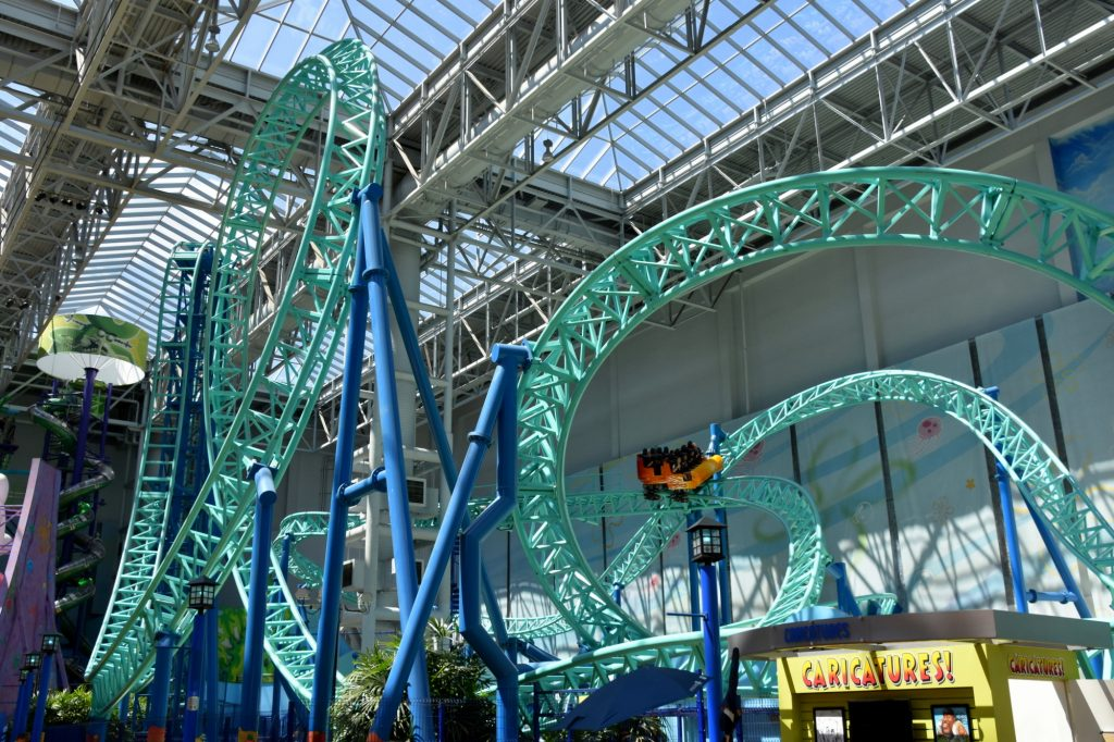 Mall of America, theme park, Minneapolis, MN GoRoamin Travel Blog