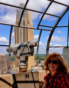 Observation Deck, Foshay Tower, Minneapolis. Goroamin Travel Blog