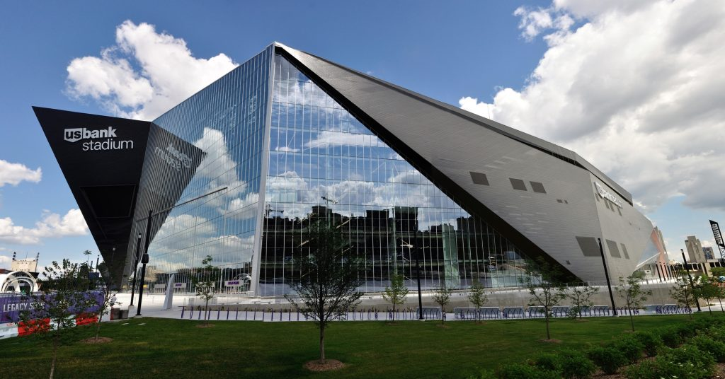 Minnesota Vikings Football Stadium, GoRoamin Travel Blog