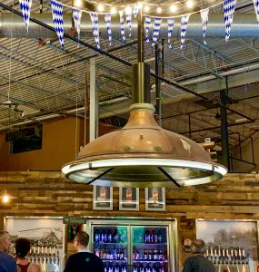 Why Minneapolis, Utepils Brewery, GoRoamin Travel Blog