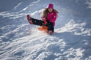 Sledding in Minneapolis, GoRoamin Travel Blog