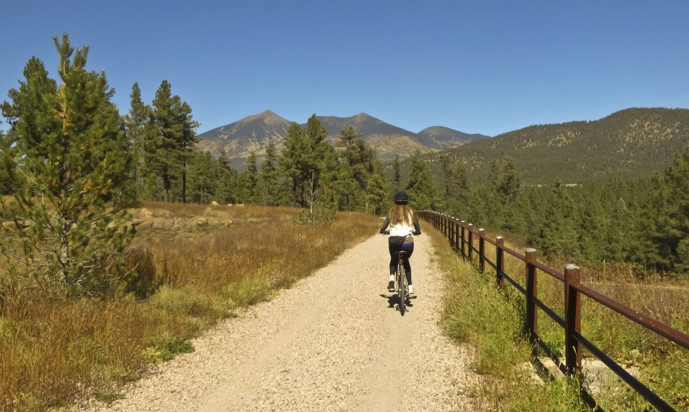 Flagstaff Arizona Urban Trail, GoRoamin Travel Blog