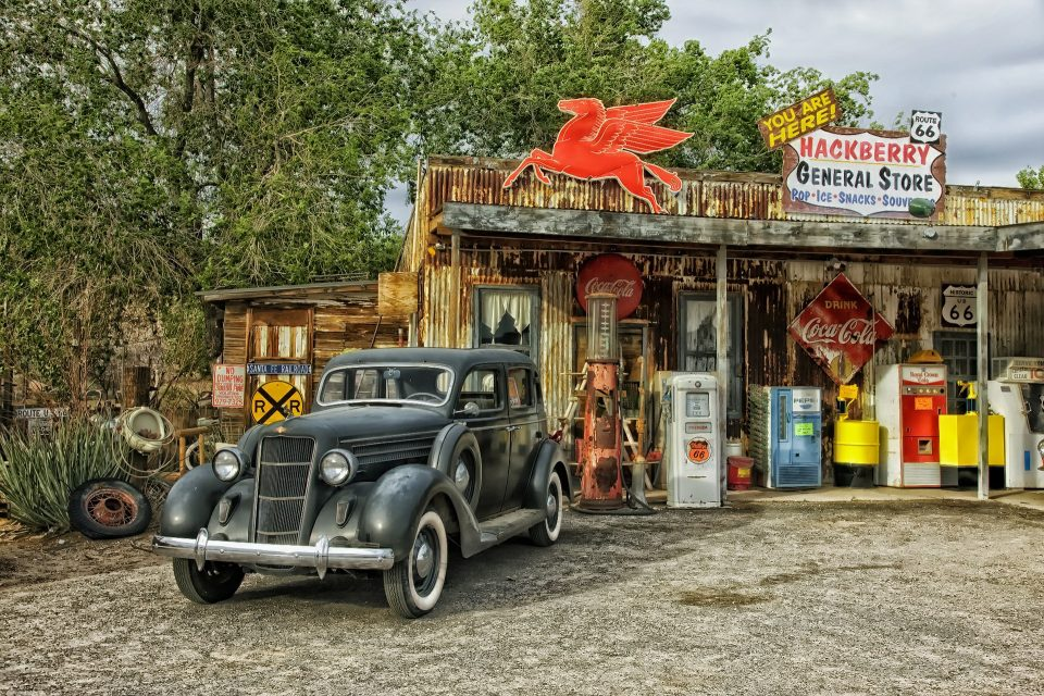 Hackberry General Store, Arizona. GoRoamin Travel Blog