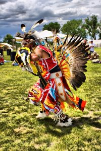 native-american dancer, GoRoamin Travel Blog