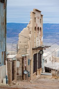Jerome Arizona Architecture, GoRoamin Travel Blog